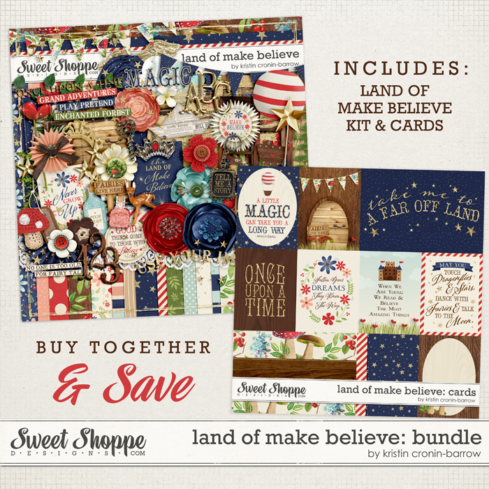 Land of Make Believe: Bundle by Kristin Cronin-Barrow