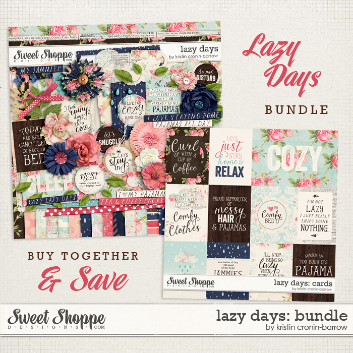 Lazy Days: Bundle by Kristin Cronin-Barrow