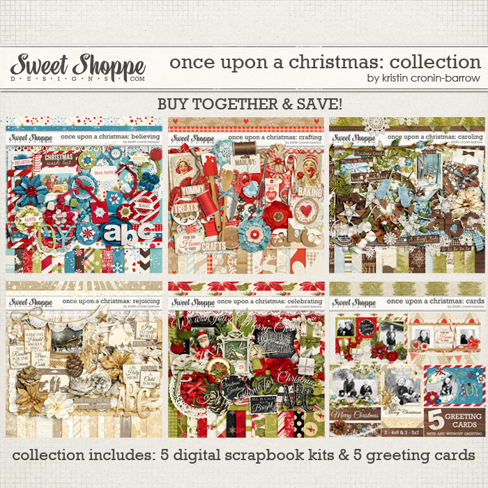 Once Upon a Christmas Collection by Kristin Cronin-Barrow