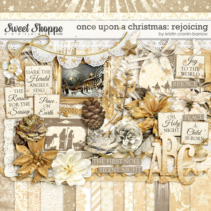 Once Upon a Christmas: 4. Rejoicing by Kristin Cronin-Barrow
