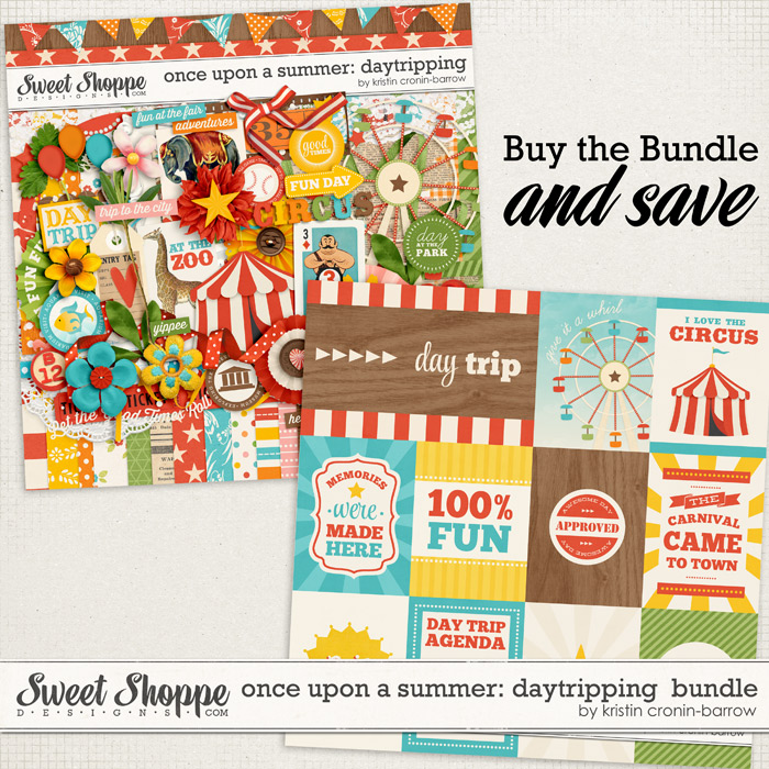 Once Upon a Summer: 4. Daytripping Bundle by Kristin Cronin-Barrow