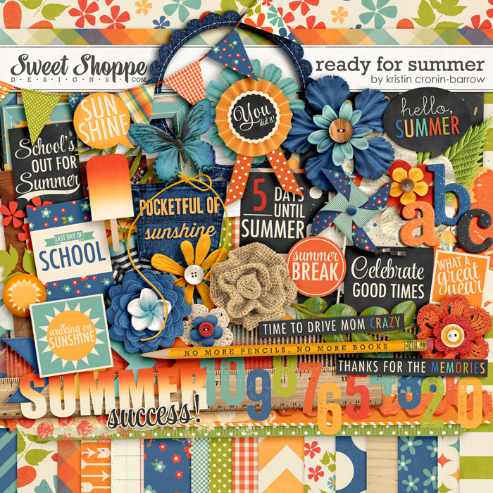 Ready for Summer by Kristin Cronin-Barrow