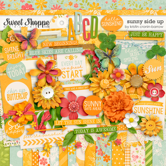 Sunny Side Up by Kristin Cronin-Barrow