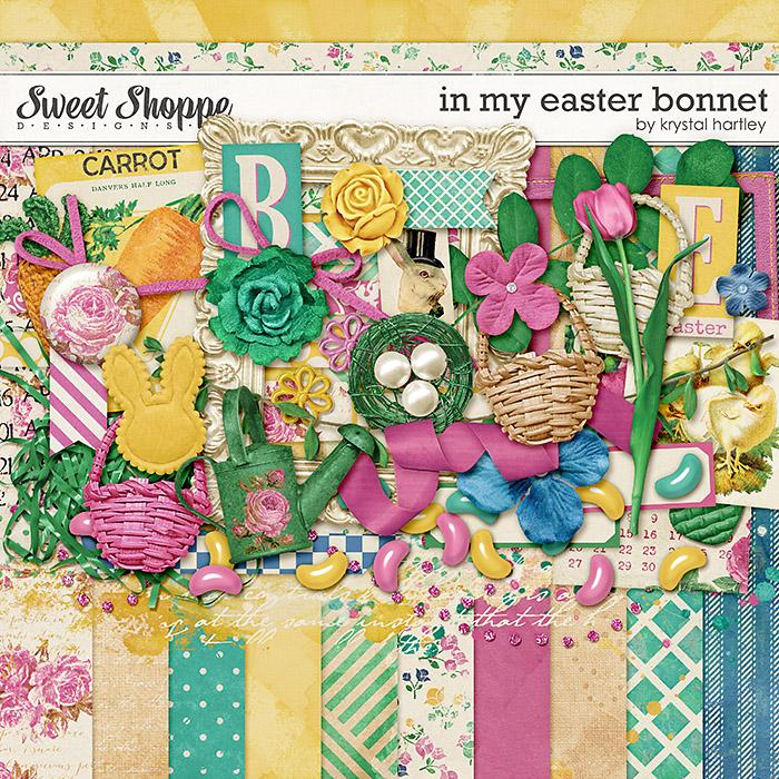 In My Easter Bonnet by Krystal Hartley