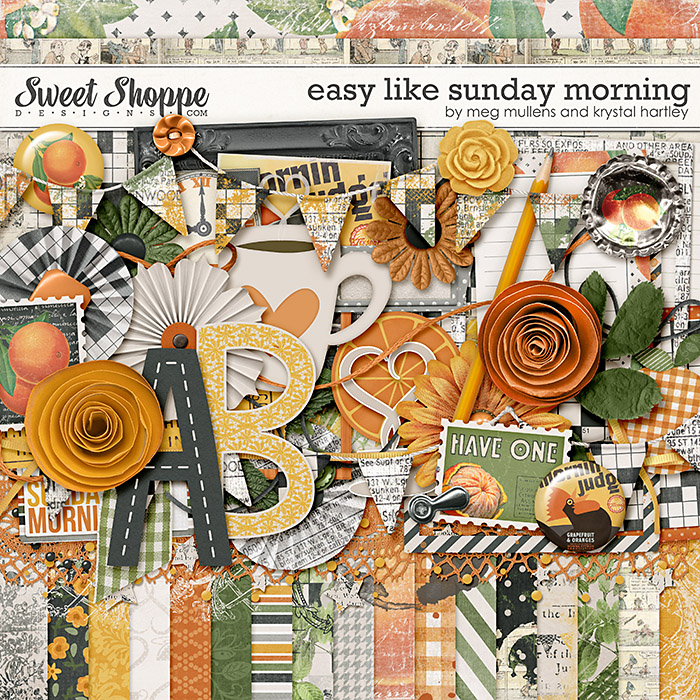 Easy Like Sunday Morning by Krystal Hartley and Meghan Mullens