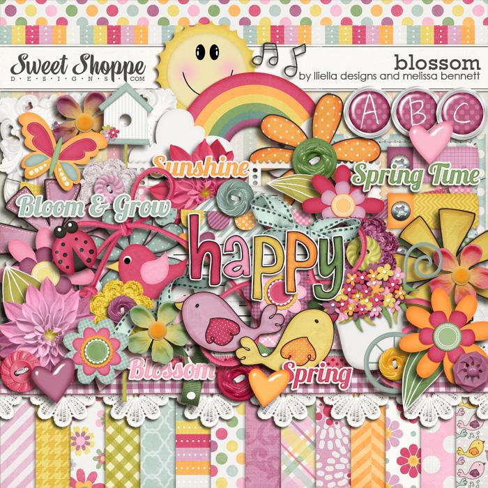 Blossom by Lliella Designs & Melissa Bennett