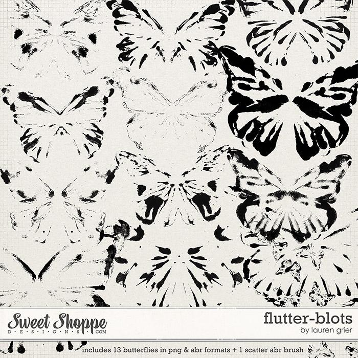 Flutter-Blots by Lauren Grier