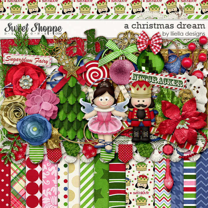 A Christmas Dream by lliella designs