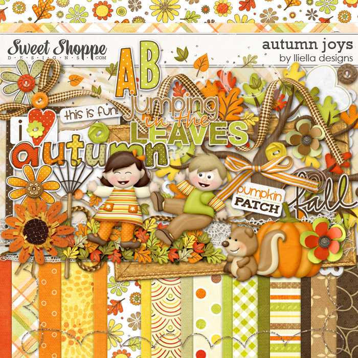 Autumn Joys by lliella designs