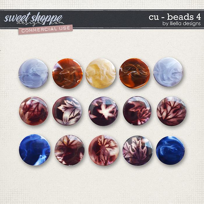 CU - Beads 4 by lliella designs