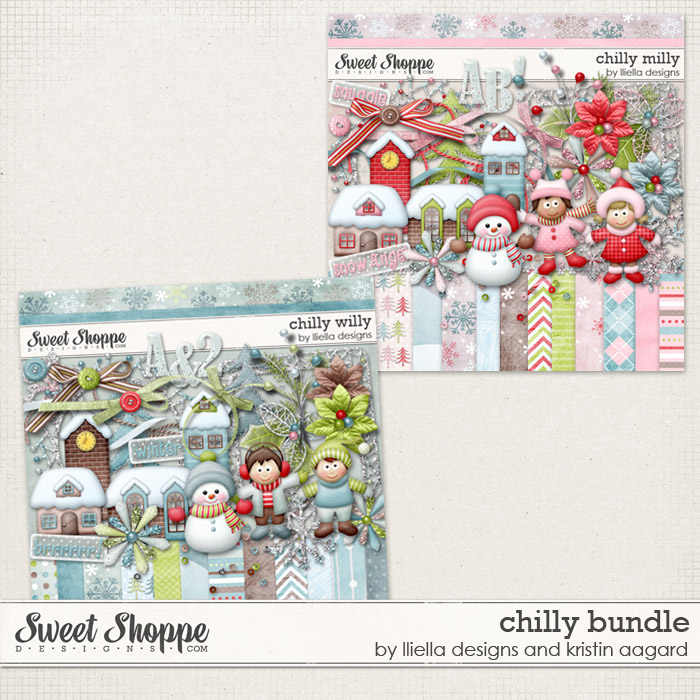 Chilly Bundle by lliella designs