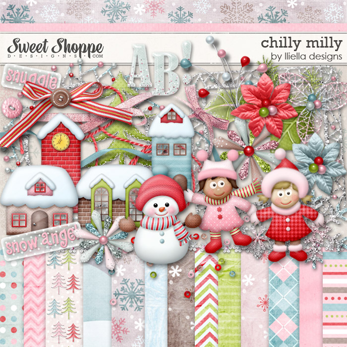 Chilly Milly by lliella designs