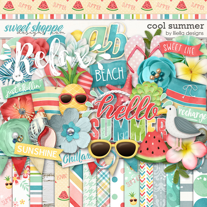 Cool Summer by lliella designs