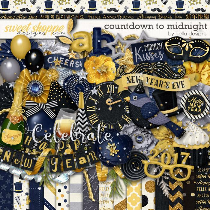 Countdown to Midnight by lliella designs