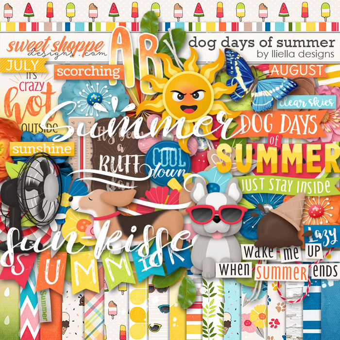 Dog Days of Summer by lliella designs