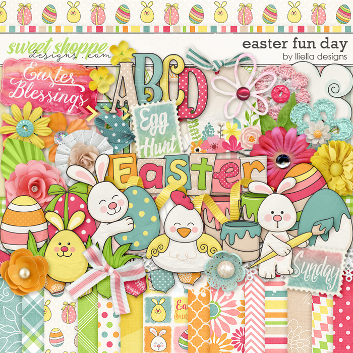 Easter Fun Day by lliella designs