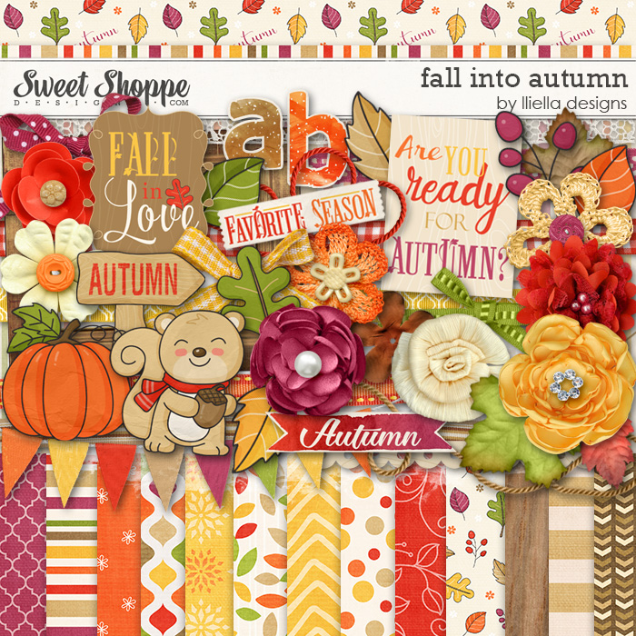 *FREE with your $10 Purchase* Fall Into Autumn by lliella designs