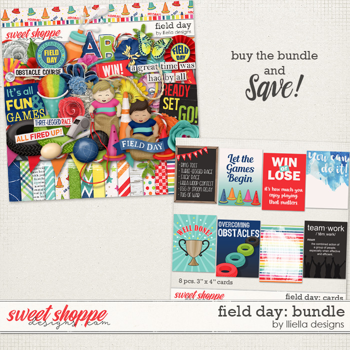 Field Day: Bundle by lliella designs