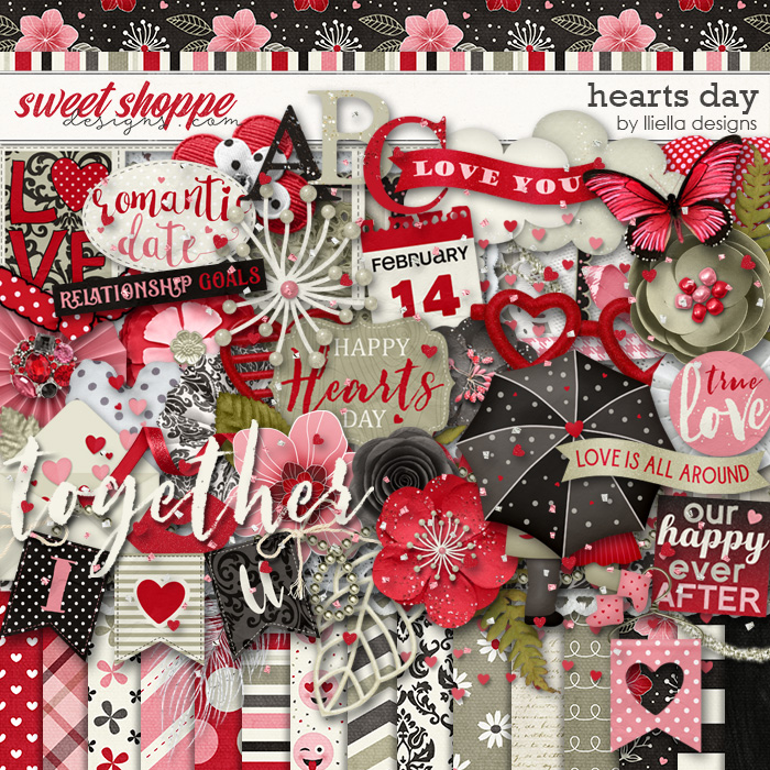 Hearts Day by lliella designs