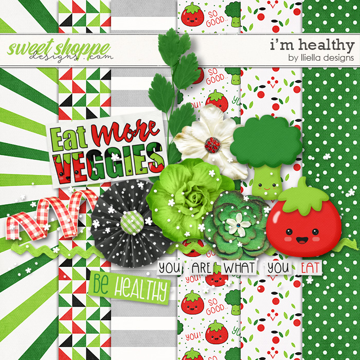 I'm Healthy by lliella designs