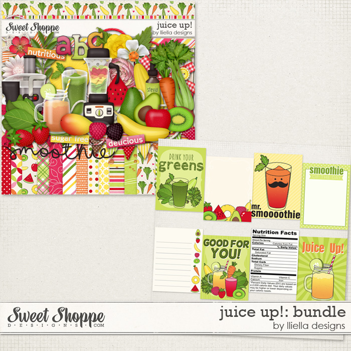 Juice Up! Bundle by lliella designs