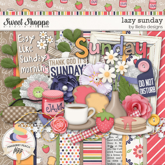 Lazy Sunday by lliella designs