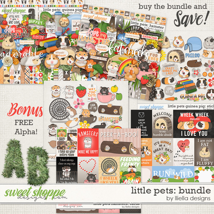Little Pets: Bundle with FWP!