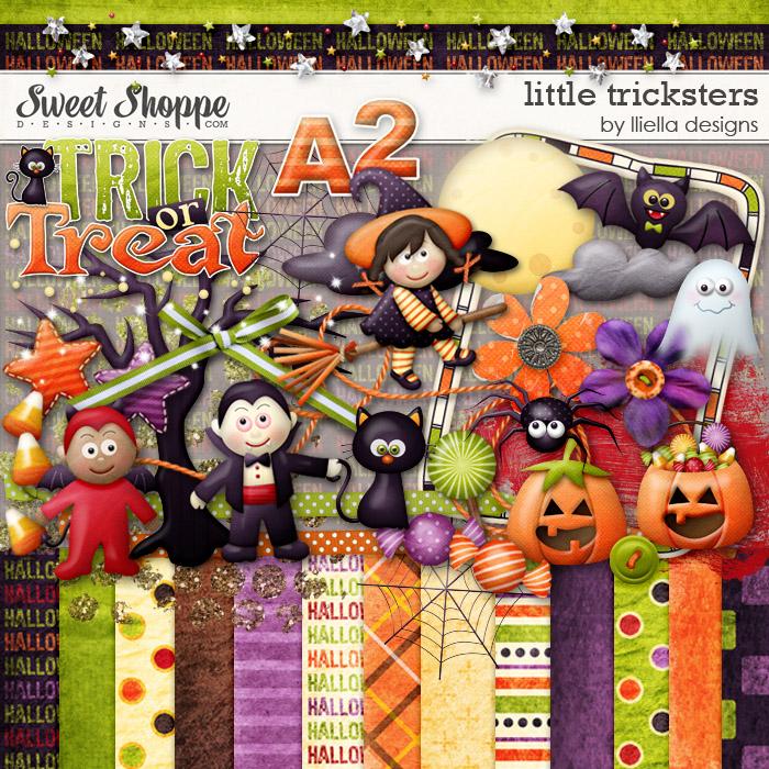 Little Tricksters by lliella designs