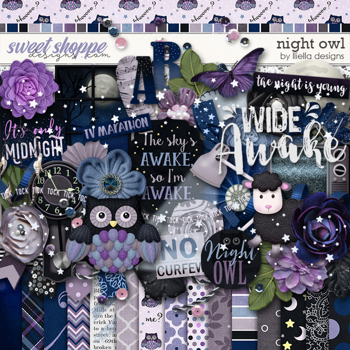 *FWP* Night Owl by lliella designs