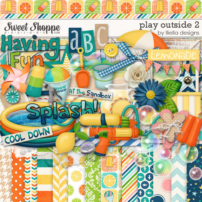 Play Outside 2 by lliella designs
