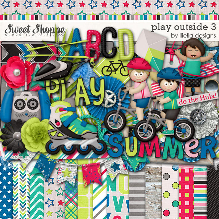 Play Outside 3 by lliella designs