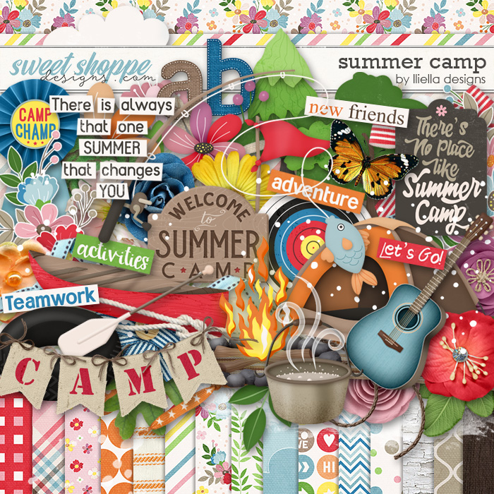 Summer Camp by lliella designs