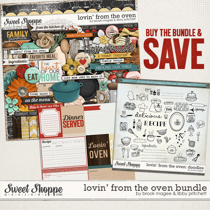 Lovin' From the Oven: Bundle by Brook Magee and Libby Pritchett