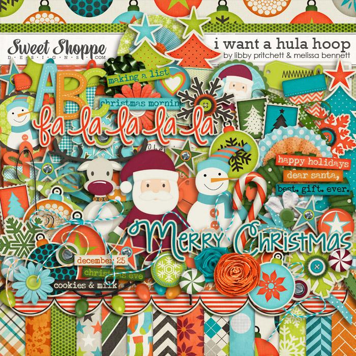 I Want A Hula Hoop by Melissa Bennett & Libby Pritchett