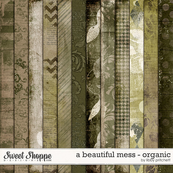 A Beautiful Mess - Organic by Libby Pritchett