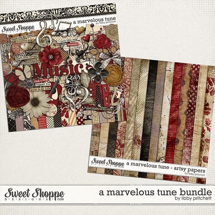 A Marvelous Tune Bundle by Libby Pritchett