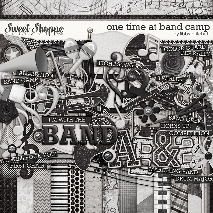 One Time At Band Camp by Libby Pritchett
