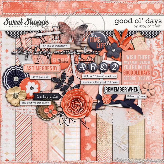 Good Ol' Days by Libby Pritchett