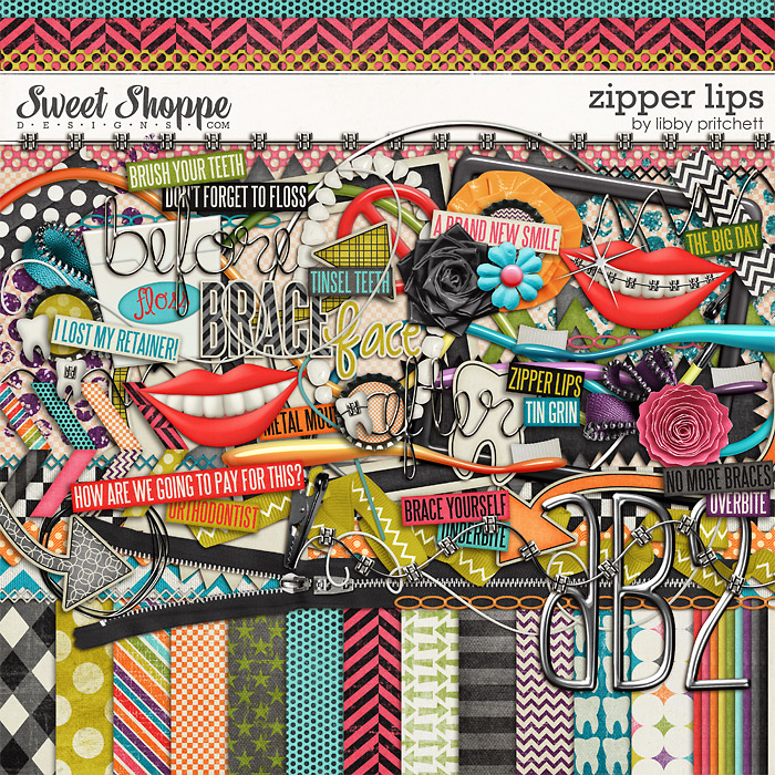 Zipper Lips by Libby Pritchett