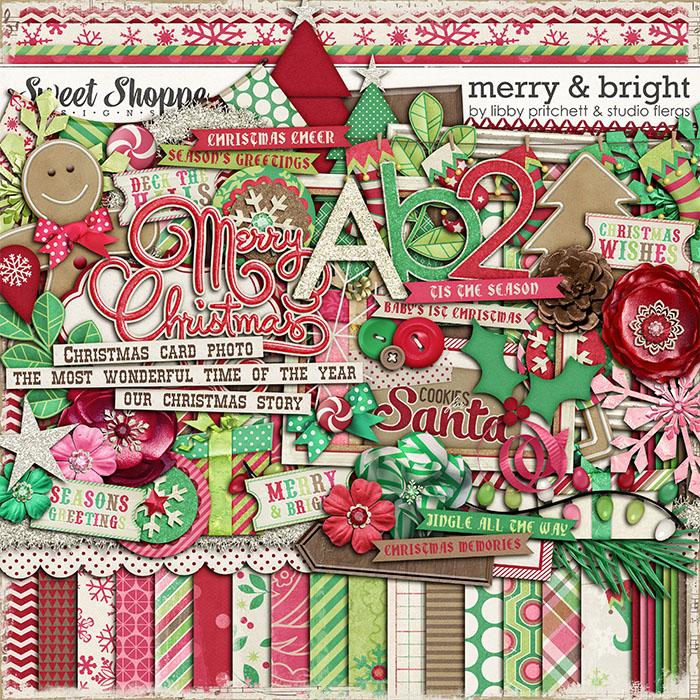 Merry & Bright by Libby Pritchett & Studio Flergs