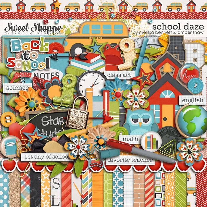 School Daze by Melissa Bennett & Amber Shaw
