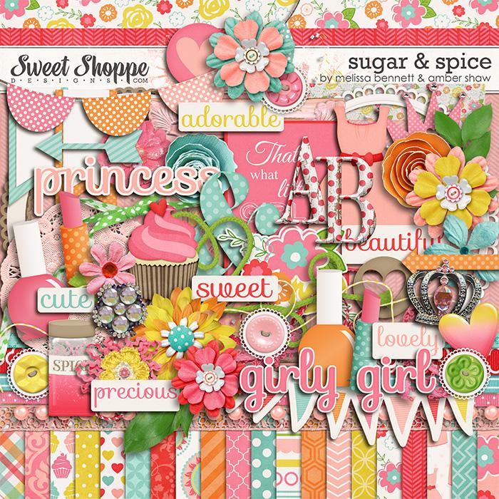 Sugar & Spice by Melissa Bennett & Amber Shaw
