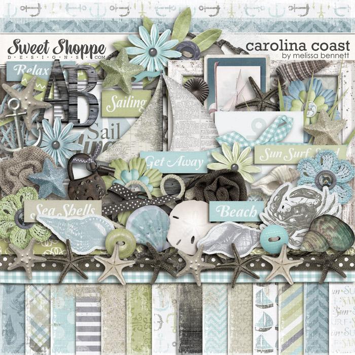 Carolina Coast by Melissa Bennett