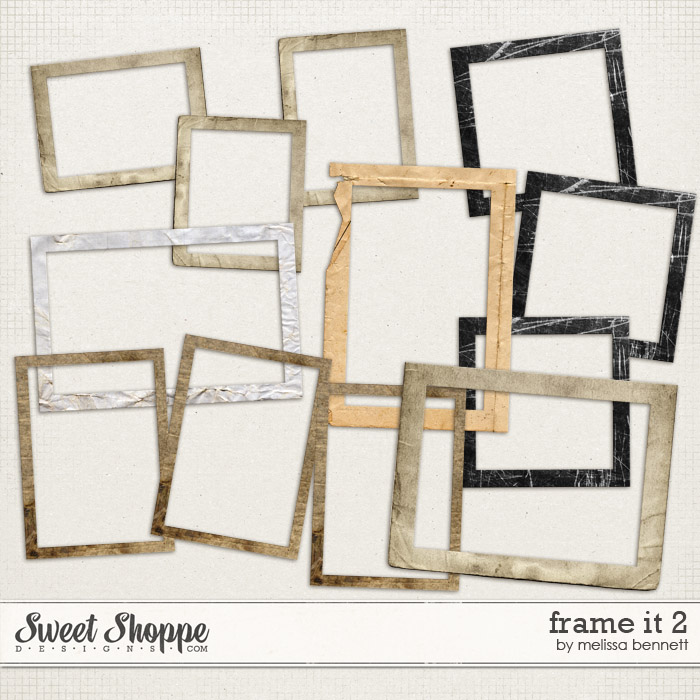 Frame It 2 by Melissa Bennett