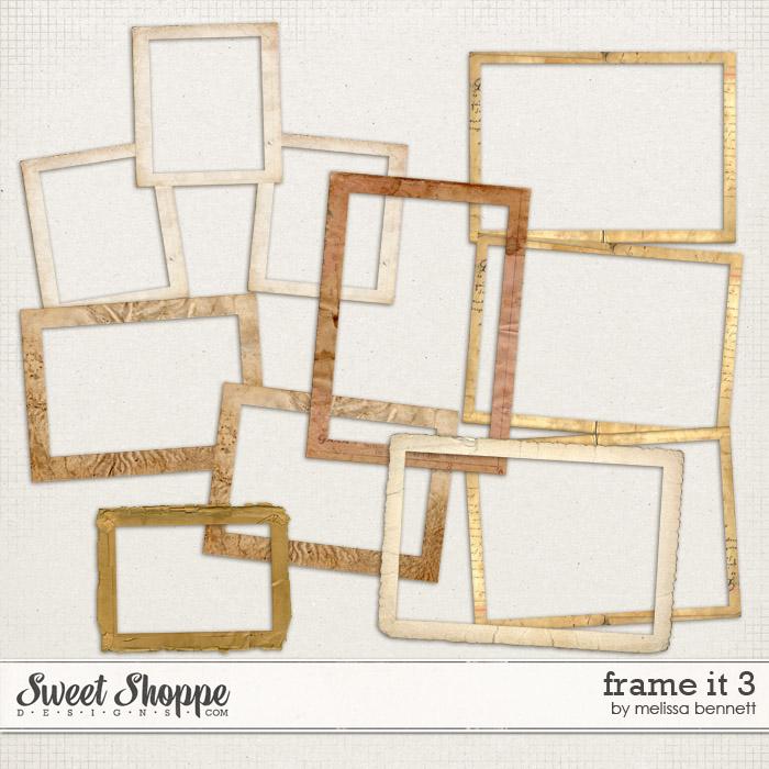 Frame It 3 by Melissa Bennett