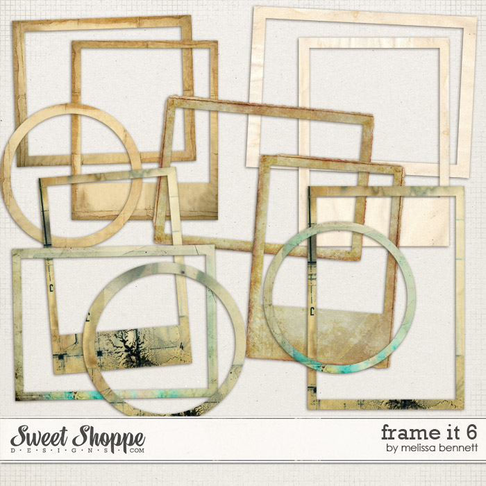 Frame It 6 by Melissa Bennett