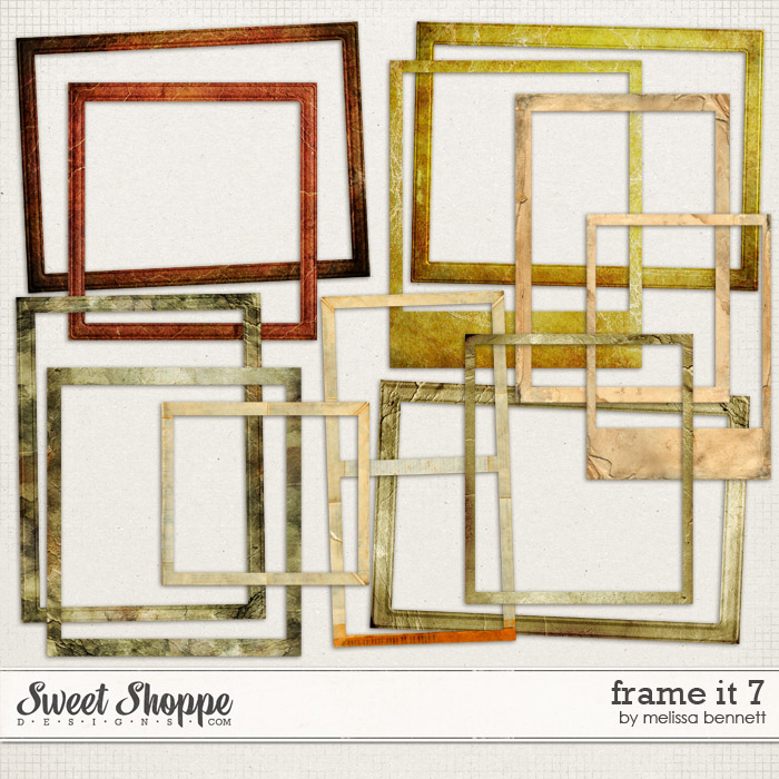 Frame it 7 by Melissa Bennett