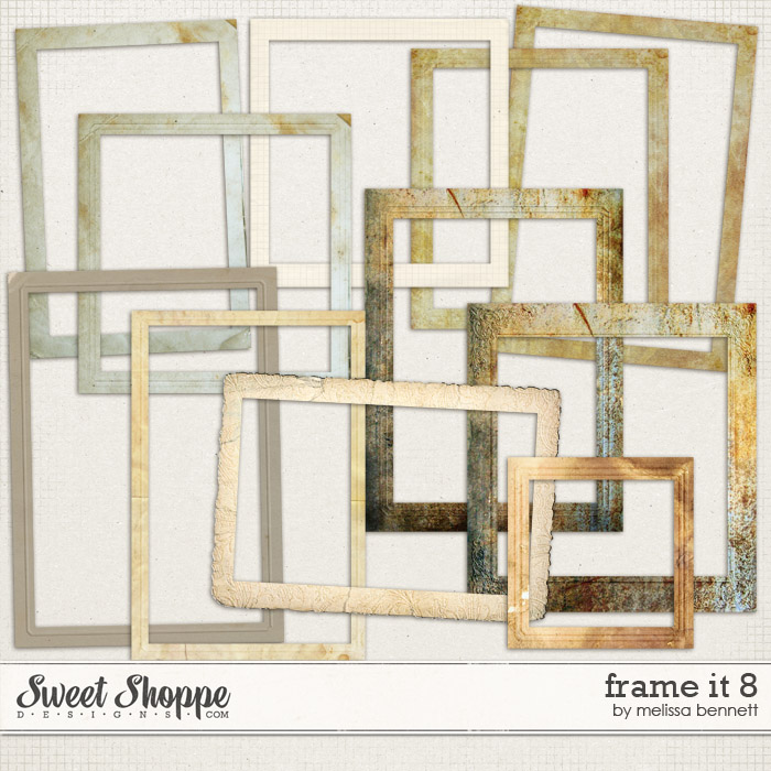 Frame It 8 by Melissa Bennett