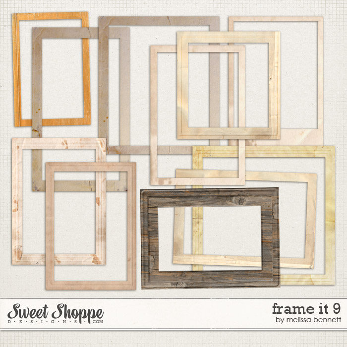 Frame it 9 by Melissa Bennett