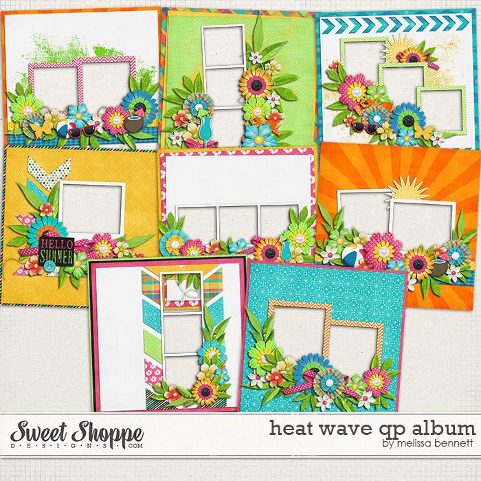 Heat Wave QP Album by Melissa Bennett